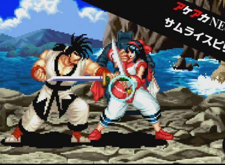 ACA NEOGEO Samurai Shodown: il titolo in arrivo il 20 luglio sui Nintendo Switch europei