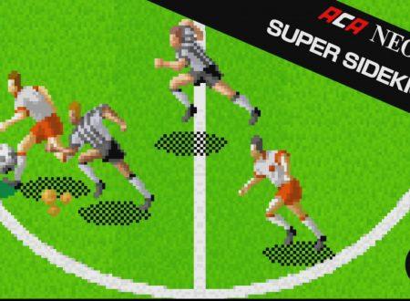 ACA NEOGEO SUPER SIDEKICKS: il titolo in arrivo il 27 luglio sui Nintendo Switch europei