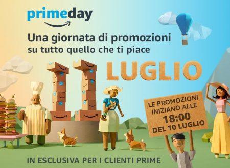 Amazon Prime Day 2017: tutte le informazioni per sfruttare le offerte del 10 e dell'11 luglio