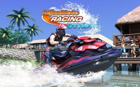 Aqua Moto Racing Utopia: il titolo in arrivo a novembre anche su Nintendo Switch