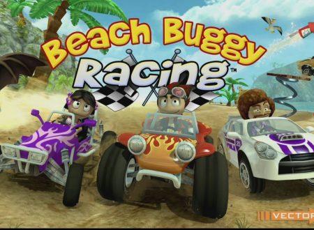 Beach Buggy Racing: il titolo in arrivo il 27 luglio sui Nintendo Switch europei