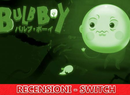 Bulb Boy – Recensione – Switch eShop