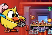 Chicken Wiggle: il titolo volerà presto sul Nintendo eShop del 3DS, sguardo in video al level editor