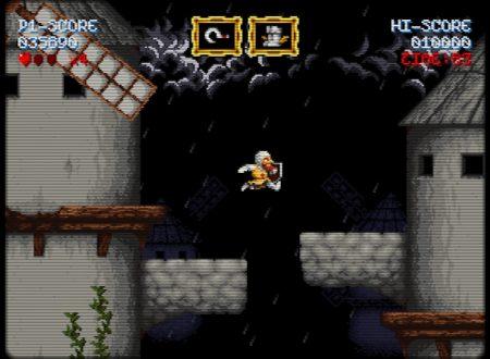 Cursed Castilla: il titolo in arrivo il 13 luglio sui Nintendo 3DS europei