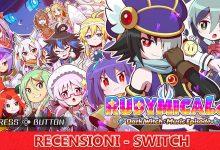 Dark Witch Music Episode: Rudymical – Recensione – Switch eShop