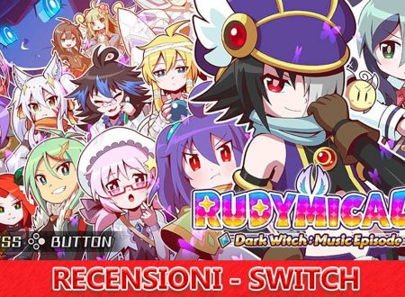 Dark Witch Music Episode: Rudymical – Recensione – Switch eShop