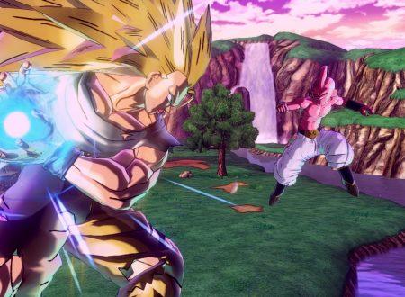 Dragon Ball Xenoverse 2: il titolo in arrivo il 22 settembre sui Nintendo Switch europei