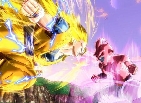 Dragon Ball Xenoverse 2: primo video commercial giapponese della versione per Nintendo Switch