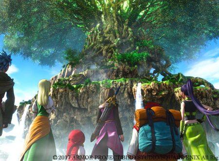 Dragon Quest XI: pubblicate altre due ore di gameplay della versione per Nintendo 3DS