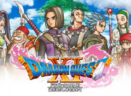 Dragon Quest XI: Echoes of an Elusive Age, pubblicate altre due ore di video gameplay della versione 3DS