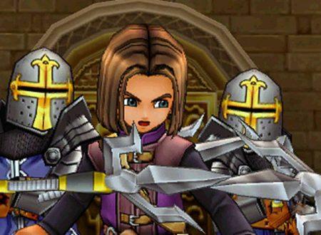 Dragon Quest XI: pubblicato un video gameplay di 45 minuti sulla versione 3DS