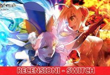 Fate/EXTELLA: The Umbral Star – Recensione – Switch eShop