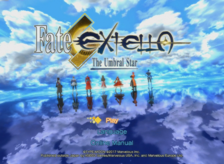Fate/EXTELLA: The Umbral Star: la prima ora di gioco in video su Nintendo Switch