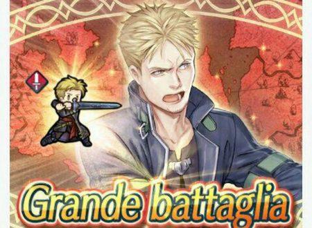 Fire Emblem Heroes: la grande battaglia di Lloyd di nuovo disponibile nel titolo