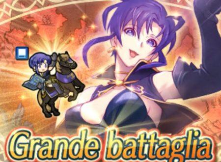 Fire Emblem Heroes: la grande battaglia di Ursula, disponibile di nuovo da domani nel titolo