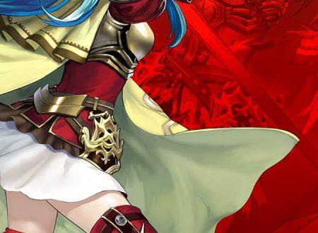 Fire Emblem Heroes: ora disponibili gli sfondi calendario di Marth e Eirika del mese di agosto