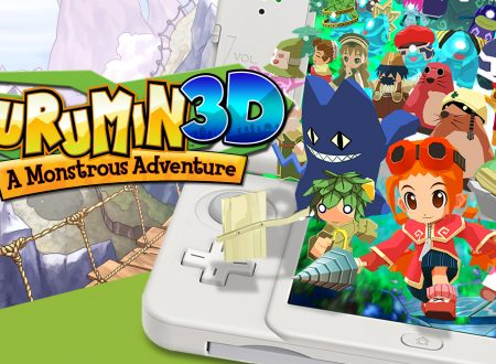 Gurumin 3D: A Monstrous Adventure – Recensione – 3DS eShop