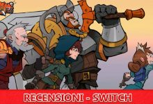 Has-Been Heroes – Recensione – Switch eShop