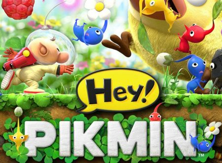 Hey! Pikmin: pubblicato un video gameplay di due ore sul titolo per 3DS