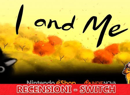 I and Me – Recensione – Switch eShop