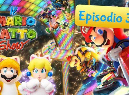 Il Mario Gatto Show: pubblicato il trentunesimo episodio in lingua italiana dello show felino