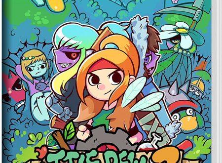 Ittle Dew 2: il titolo in arrivo ufficialmente su Nintendo Switch, pubblicato da Nicalis anche retail