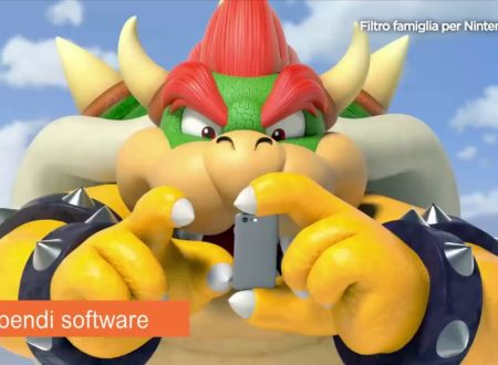 L'app del Filtro Famiglia di Nintendo Switch, aggiornata alla versione 1.1.2 su Android