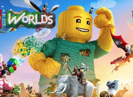LEGO Worlds: pubblicati 22 minuti di video gameplay della versione per Nintendo Switch