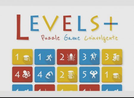 Levels+ Addictive Puzzle Game: un primo sguardo al titolo da Nintendo Switch europeo