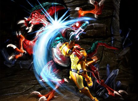 Metroid: Samus Returns: pubblicati dei nuovi artwork del gioco da Nintendo