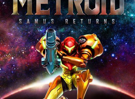 Metroid: Samus Returns, pubblicati altri 15 minuti di gameplay del titolo per 3DS