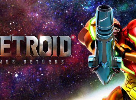 Metroid: Samus Returns: pubblicati dei nuovi screenshots del titolo