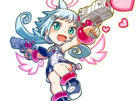 Mighty Gunvolt Burst: Ekoro in arrivo come personaggio DLC nel titolo per 3DS e Nintendo Switch