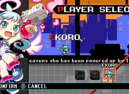 Mighty Gunvolt Burst: primo sguardo in video ad Ekoro, il personaggio DLC disponibile nel titolo