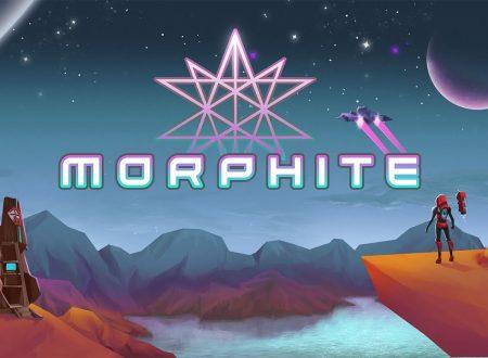 Morphite: uno nuovo titolo indie sci-fi è in arrivo il 7 settembre su Nintendo Switch