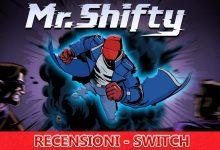 Mr. Shifty – Recensione – Switch eShop