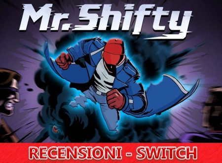 Mr. Shifty – Recensione – Switch eShop