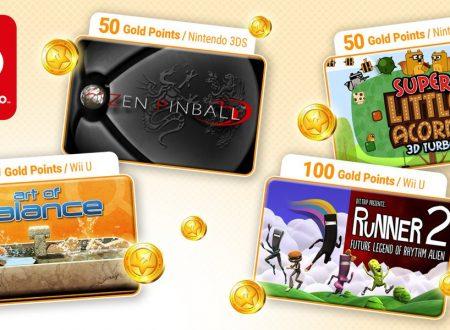 My Nintendo: nuovi premi disponibili riguardanti i titoli indie presenti su Wii U e 3DS eShop