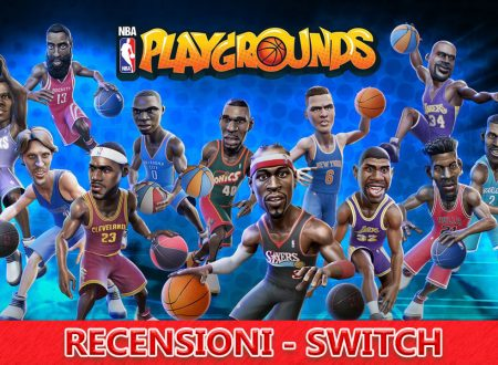 NBA Playgrounds – Recensione – Switch eShop