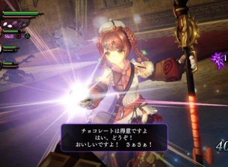 Nights of Azure 2: Bride of the New Moon, nuove informazioni e screenshots sul Demone Malvasia ed altri aspetti del titolo