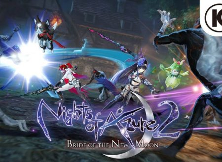 Nights of Azure 2: Bride of the New Moon, pubblicato l'action trailer per il titolo