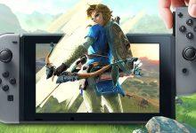 Nintendo Switch: le vendite attuali della console, oltre a Zelda: Breath of the Wild, Mario Kart 8 Deluxe, ARMS e Splatoon 2