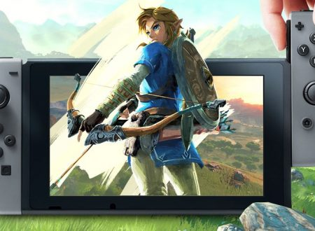 Nintendo Switch: le vendite attuali della console, oltre a Zelda: Breath of the Wild, Mario Kart 8 Deluxe, ARMS e Splatoon 2