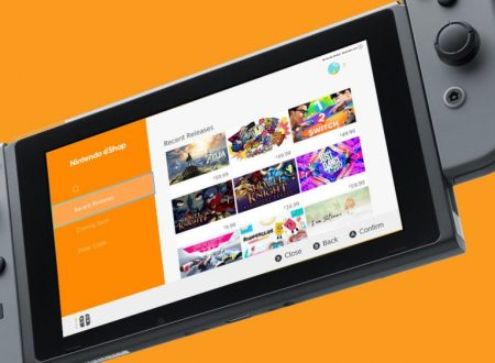 Nintendo eShop: video highlights dei titoli del mese di novembre 2017