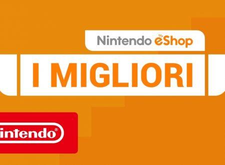 Nintendo eShop: video highlights dei titoli del mese di marzo 2018