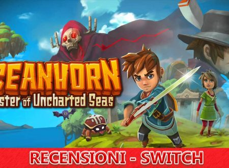 Oceanhorn: Monster of Uncharted Seas – Recensione – Switch eShop