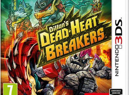 Dillon's Dead-Heat Breakers: pubblicato un nuovo video dal sito ufficiale giapponese