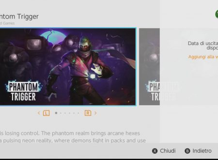 Phantom Trigger, Beach Buggy Racing, Infinite Minigolf, i titoli rinviati a data da destinarsi su Nintendo Switch
