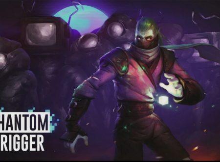 Phantom Trigger: il titolo in arrivo il 27 luglio sui Nintendo Switch europei