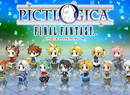 Pictlogica Final Fantasy: pubblicato un video gameplay del titolo dai 3DS giapponesi